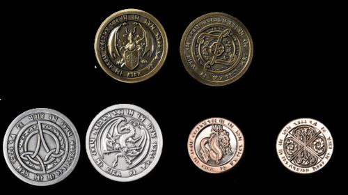 Feuermünzen