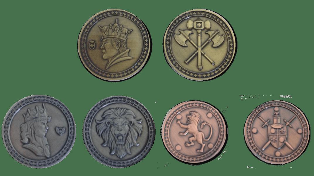 Königsmünzen