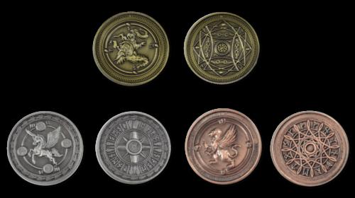 Luftmünzen