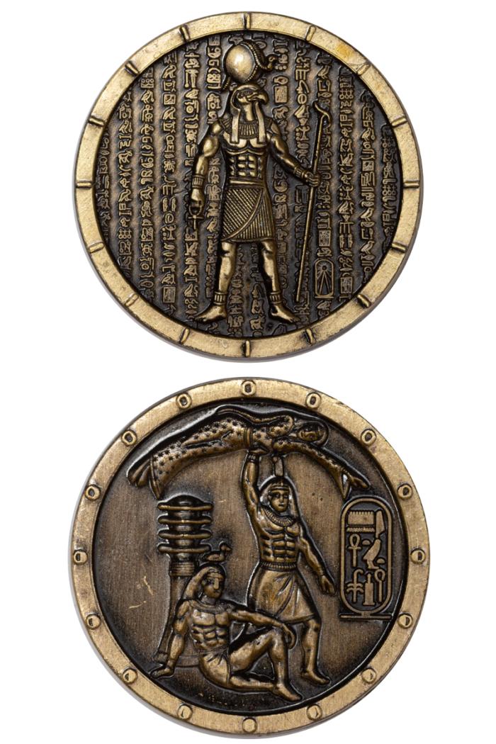 ägyptergoldmünzen