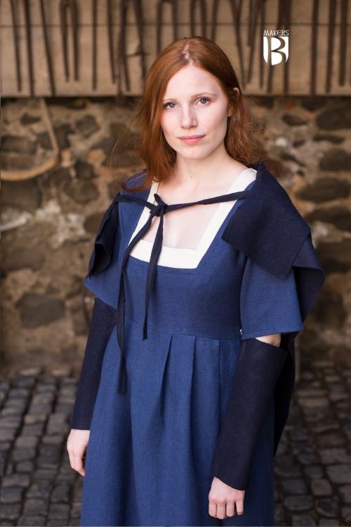 Ärmel Friede Blau