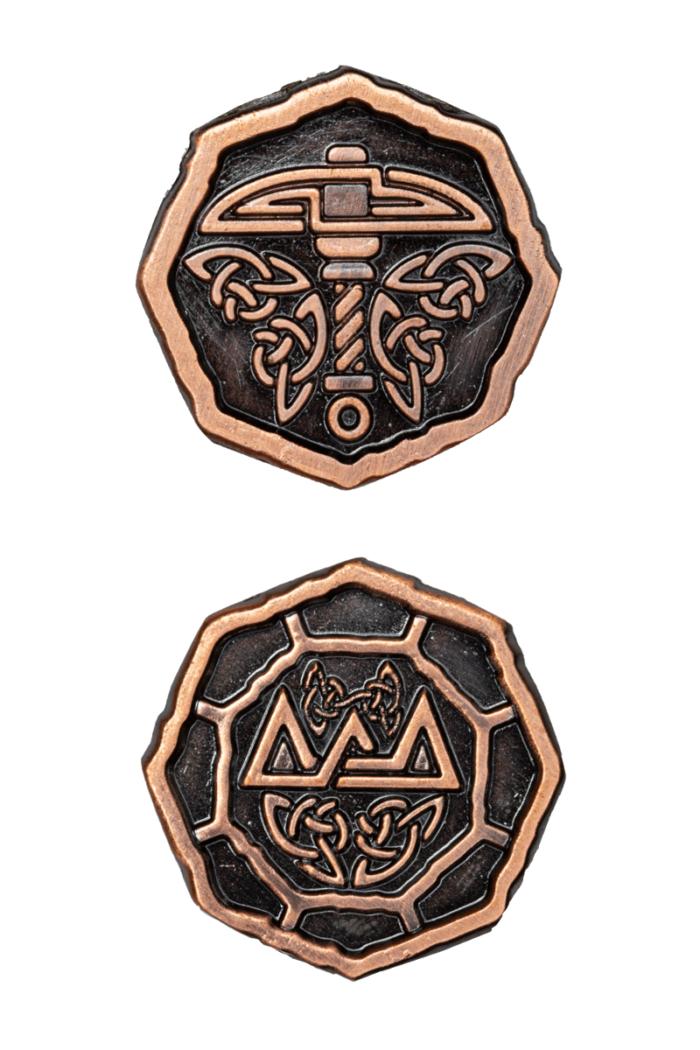 altzwergenkupfermünzen