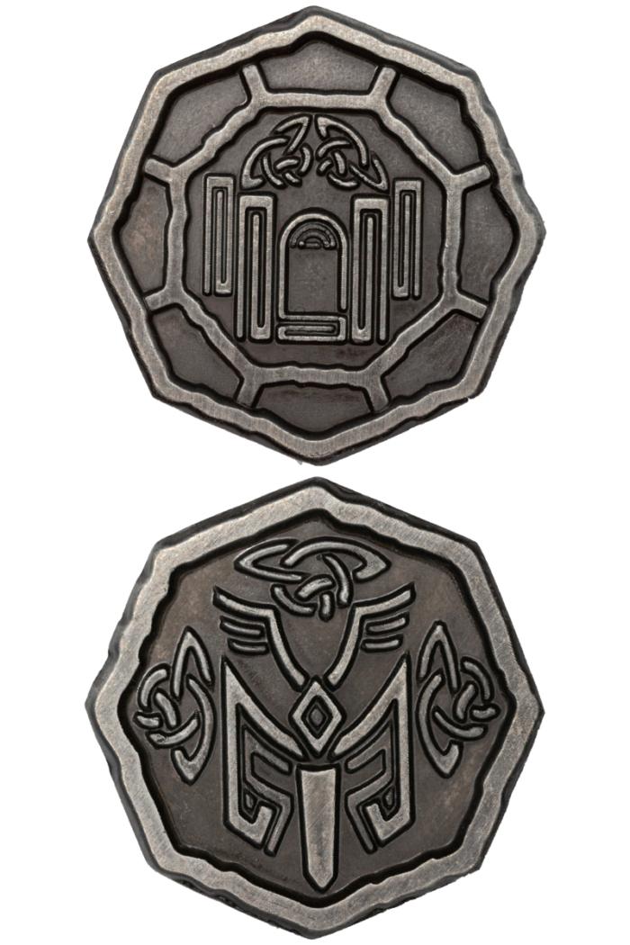 altzwergensilbermünzen