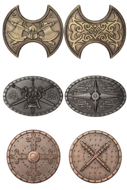 barbarensetmünzen