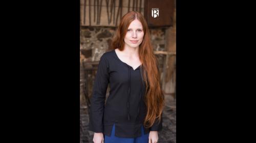 Bluse Lysia Schwarz