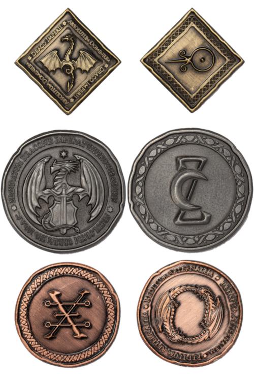drachensetmünzen