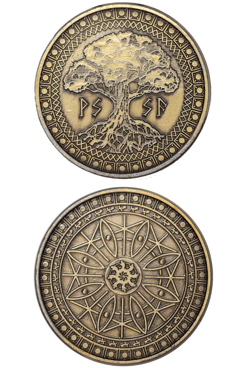 erdengoldmünzen