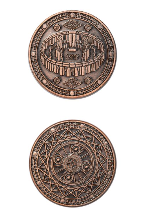 erdenkupfermünzen
