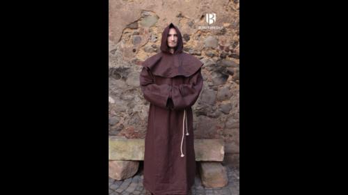 Mönchskutte Franziskus
