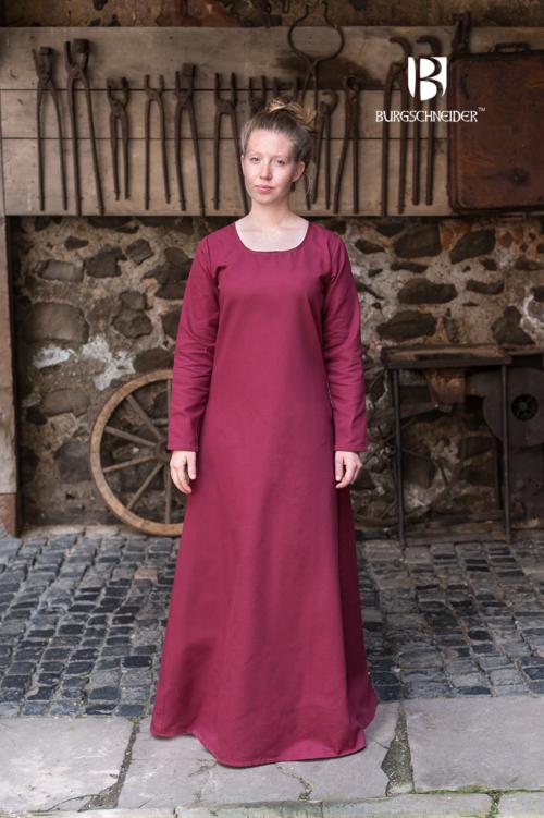 Unterkleid Freya Bordeaux