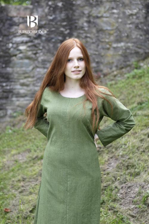 Unterkleid Freya Lindgrün
