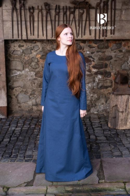 Unterkleid Freya Waidblau