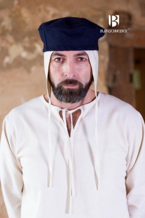 Hugo Kappe blau