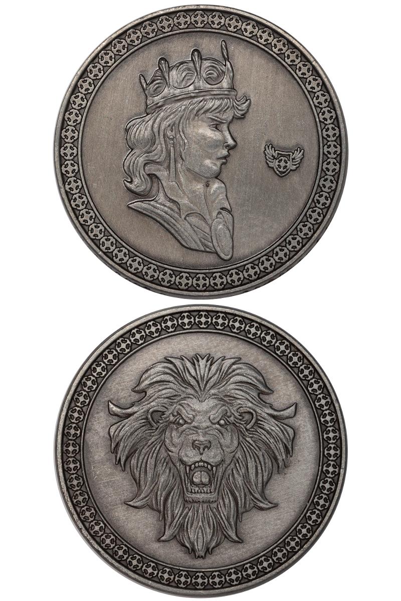 Königssilbermünzen
