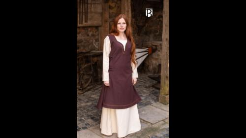 Kleid Lannion Braun