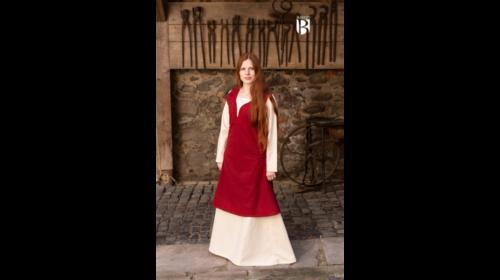 Kleid Lannion Rot