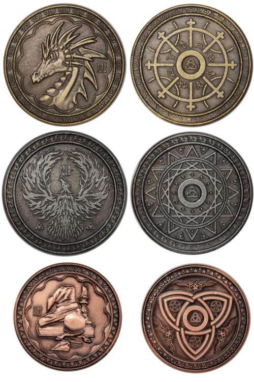 magiesetmünzen