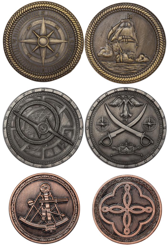 piratensetmünzen