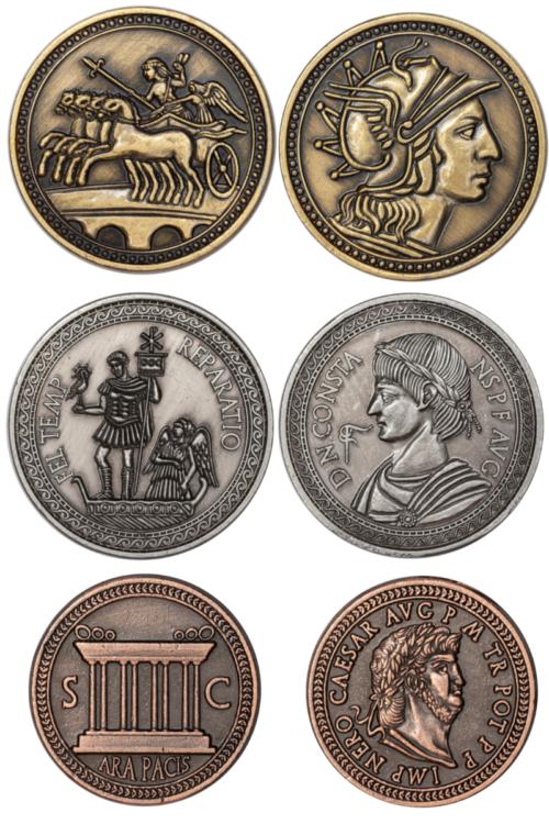 römersetmünzen
