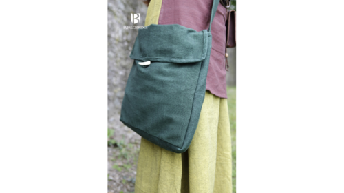Tasche Ehwaz Grün