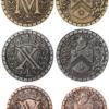 mittelaltersetmünzen
