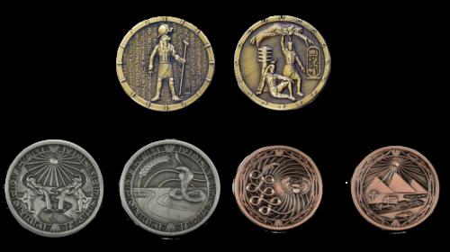 Ägyptermünzen