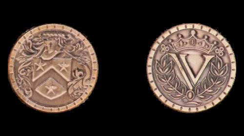 mittelalterkupfermünzen