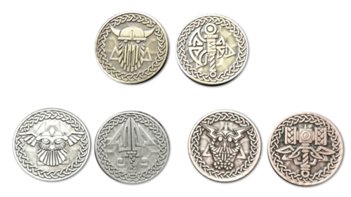 Nordmannmünzen