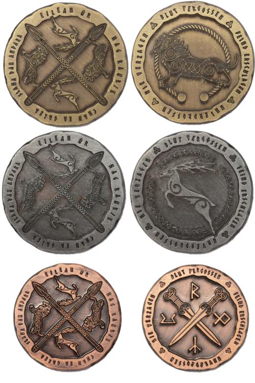 keltensetmünzen