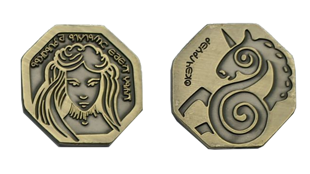 Reitergoldmünzen