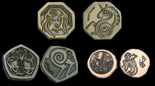 Reitermünzen