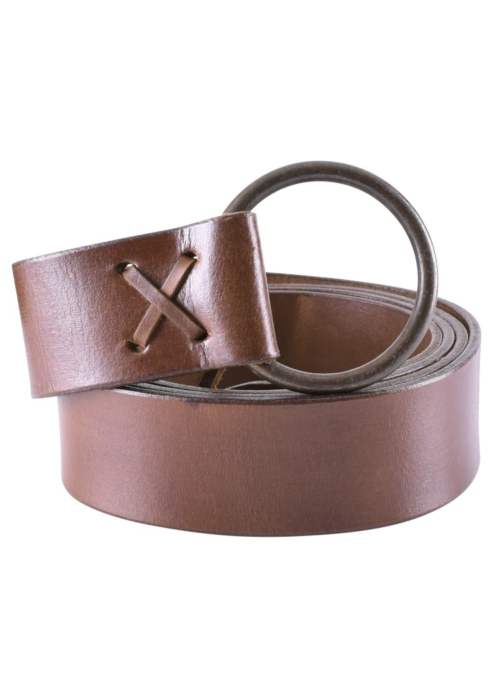 Einfacher Ledergürtel