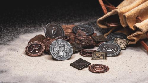 Drachenmünzen