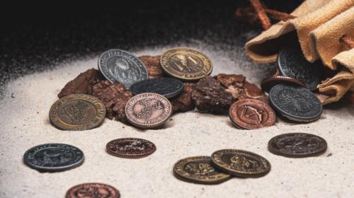 Elfenmünzen