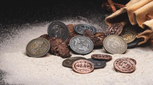Erdenmünzen