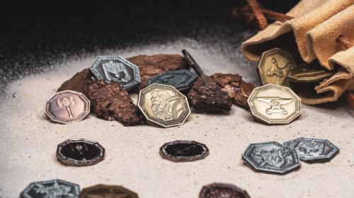 Zwergenmünzen