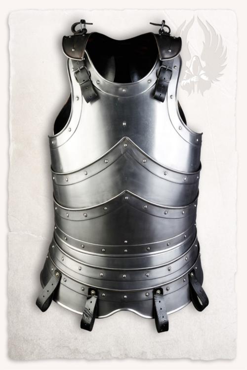 Edward Torsorüstung blank