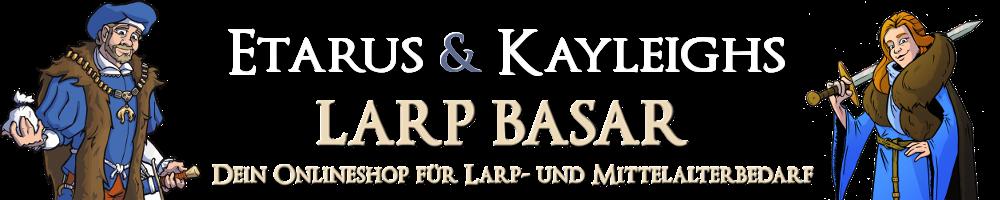 Larp Basar Logo