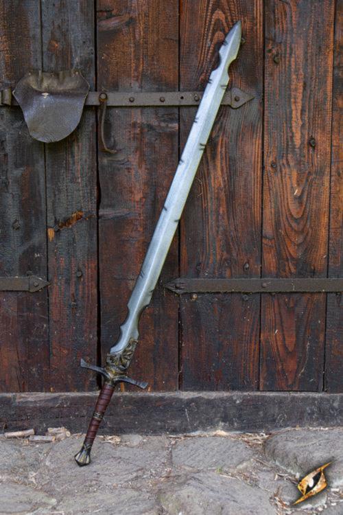 kampferprobtes Schwert