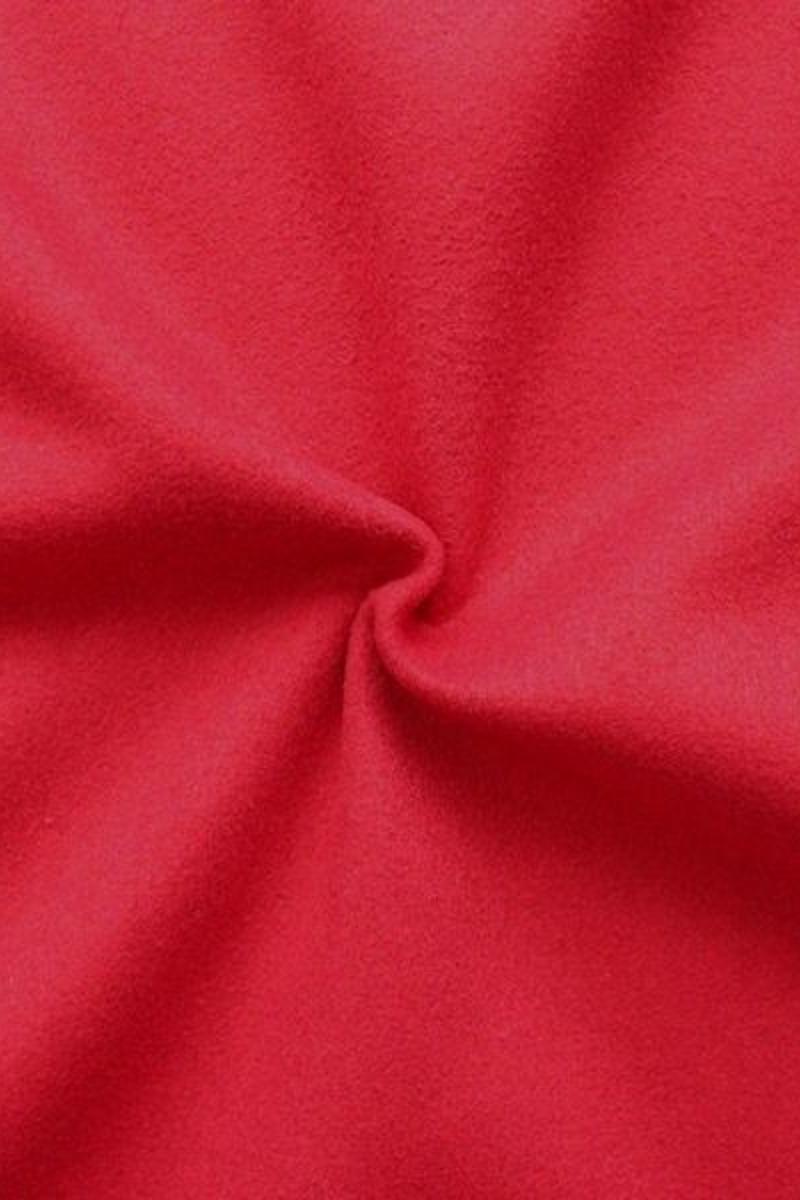 Wollwadenwickel Rot